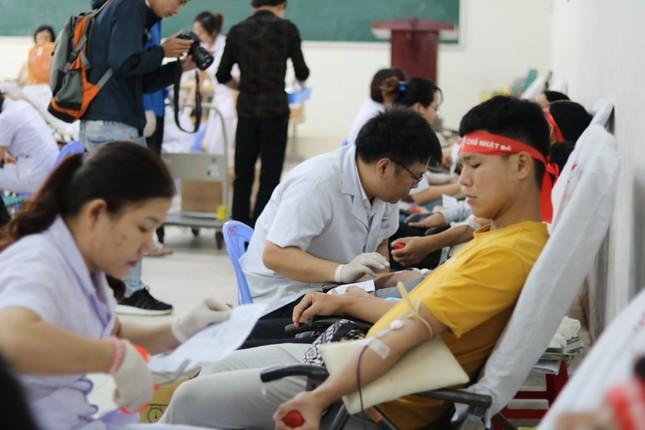 Đà Nẵng: Gần 1000 người nô nức tham gia ngày hội Chủ nhật Đỏ ảnh 11