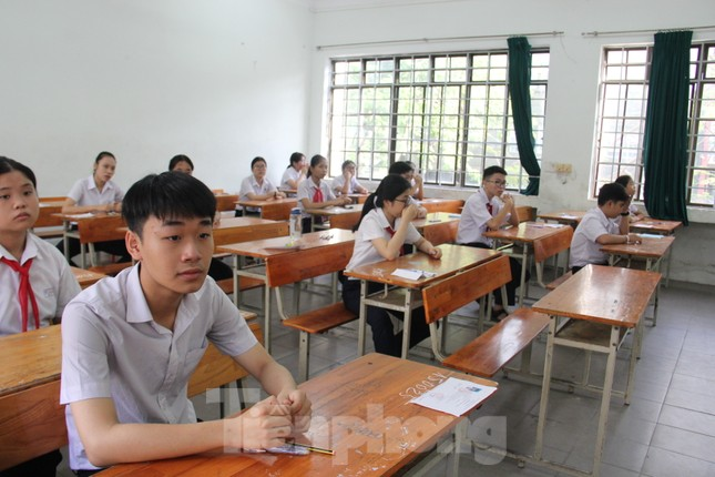 Tuyển sinh lớp 10 THPT, Đà Nẵng chỉ thi 3 môn ảnh 1