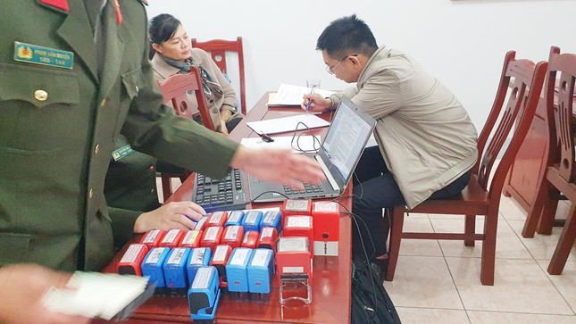 Khởi tố vụ án mua bán hóa đơn trị giá gần 289 tỷ đồng ở Bắc Giang ảnh 1