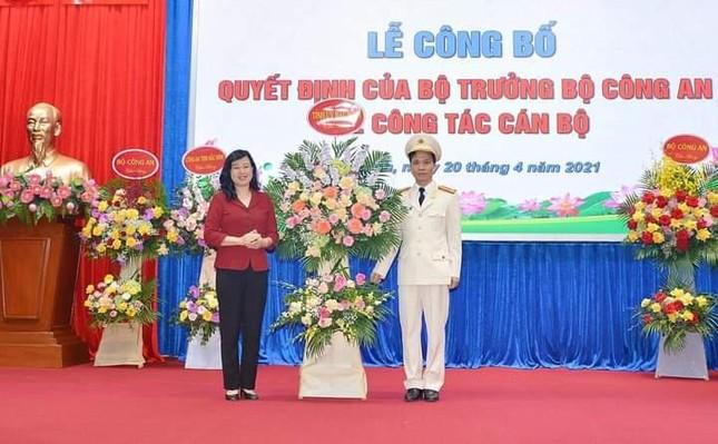 Bắc Ninh có tân Giám đốc Công an ảnh 1