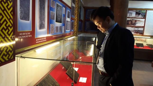Lần đầu tiên trưng bày bảo vật quốc gia chùa Bổ Đà ảnh 2
