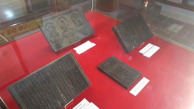 Lần đầu tiên trưng bày bảo vật quốc gia chùa Bổ Đà ảnh 4