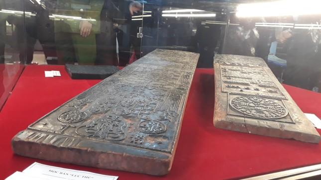 Lần đầu tiên trưng bày bảo vật quốc gia chùa Bổ Đà ảnh 3
