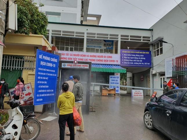 Bắc Giang lắp cổng khử khuẩn chống Covid -19 tại các bệnh viện ảnh 4