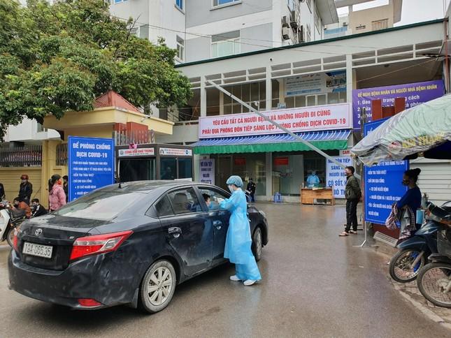 Bắc Giang lắp cổng khử khuẩn chống Covid -19 tại các bệnh viện ảnh 6