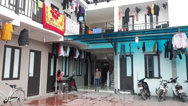 Dừng thu tiền tại khu nhà trọ có 300 công nhân mất việc vì COVID-19 ảnh 1