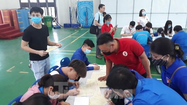 Hơn 500 đoàn viên tỉnh Bắc Ninh tham gia hiến máu ảnh 2