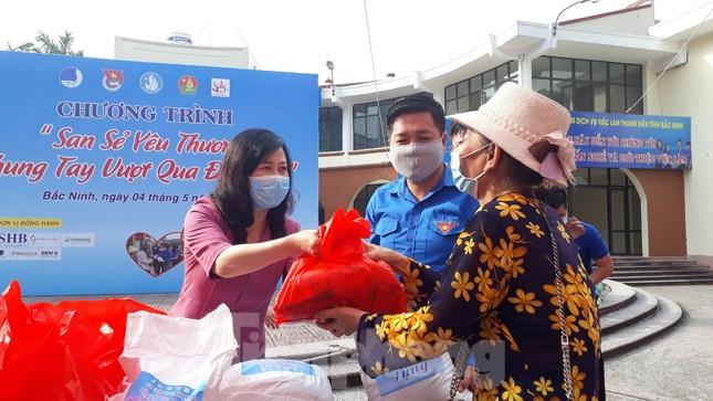 Hơn 500 đoàn viên tỉnh Bắc Ninh tham gia hiến máu ảnh 6