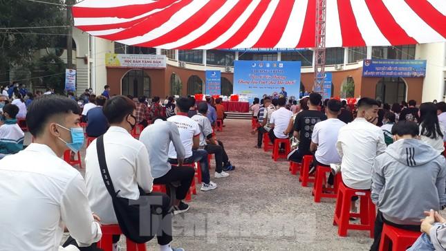 Hơn 500 đoàn viên tỉnh Bắc Ninh tham gia hiến máu ảnh 5