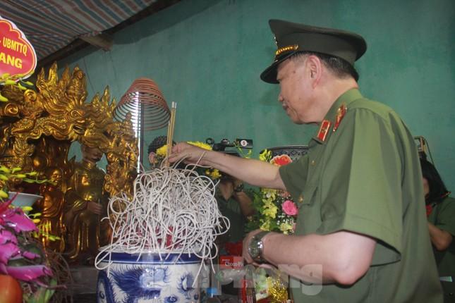 Đại tướng Tô Lâm: Học Bác, siết chặt kỷ cương, phòng ngừa suy thoái trong Công an ảnh 1