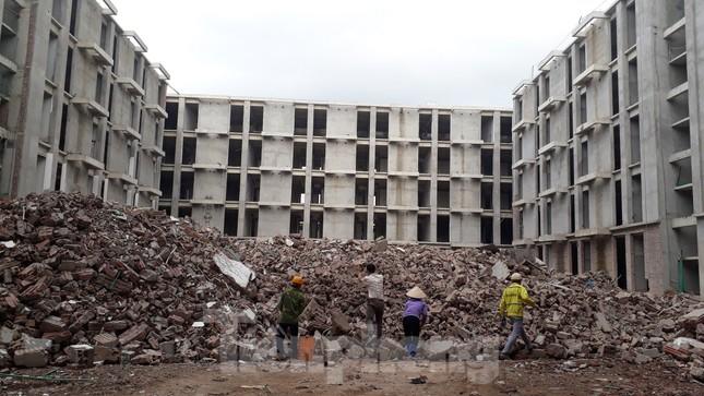 Tháo dỡ công trình vi phạm 'khủng' của doanh nghiệp Trung Quốc ảnh 1