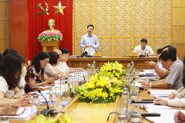 Ông Võ Văn Thưởng: Giải quyết triệt để, công khai các tố cáo trước thềm đại hội ảnh 1
