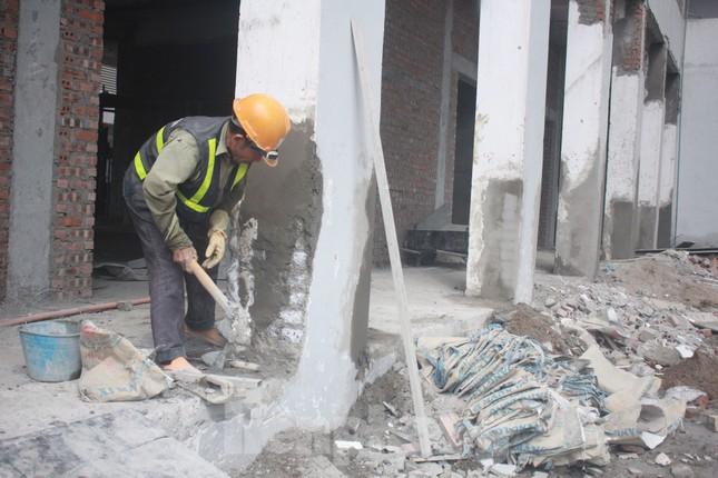 Công ty Trung Quốc tháo dỡ gần 1.000 phòng ở xây 'chui' ở Bắc Giang ảnh 4