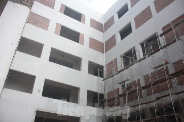 Công ty Trung Quốc tháo dỡ gần 1.000 phòng ở xây 'chui' ở Bắc Giang ảnh 2