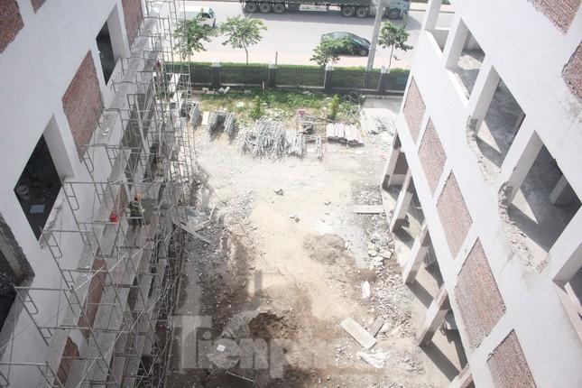 Công ty Trung Quốc tháo dỡ gần 1.000 phòng ở xây 'chui' ở Bắc Giang ảnh 6