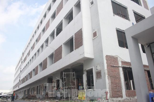Công ty Trung Quốc tháo dỡ gần 1.000 phòng ở xây 'chui' ở Bắc Giang ảnh 1