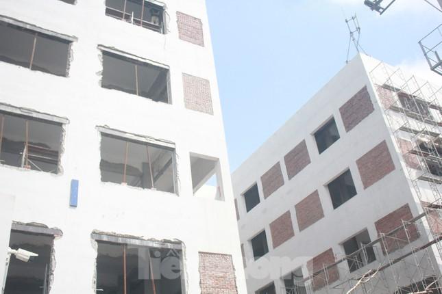 Công ty Trung Quốc tháo dỡ gần 1.000 phòng ở xây 'chui' ở Bắc Giang ảnh 7