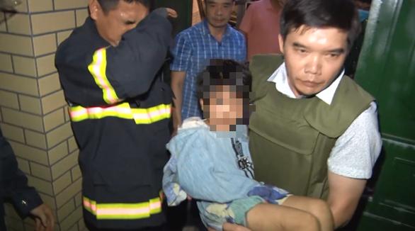 Hành trình truy bắt đối tượng bạo hành con gái 6 tuổi ở Bắc Ninh ảnh 1