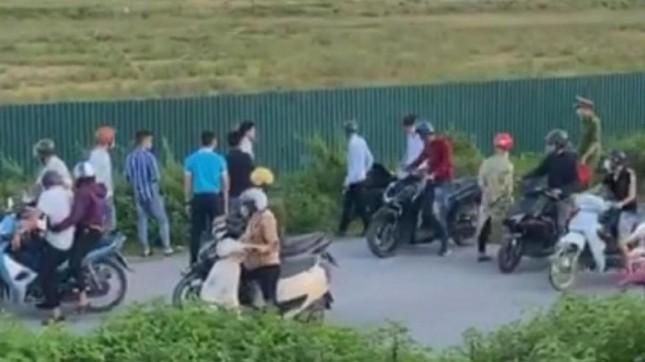 Một cảnh sát cơ động Bắc Giang hi sinh khi kiểm tra xe tải nghi chở hàng lậu ảnh 1