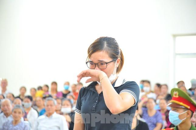 Bị hại nói gì sau phiên tòa xét xử chủ quán nướng ở Bắc Ninh? ảnh 2