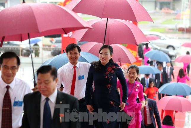Bí thư Trung ương Đảng Nguyễn Hòa Bình chỉ đạo Đại hội Đảng bộ Bắc Giang ảnh 4