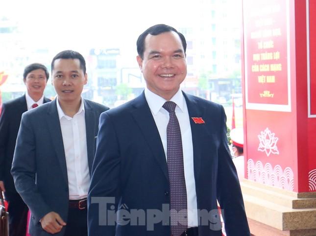 Bí thư Trung ương Đảng Nguyễn Hòa Bình chỉ đạo Đại hội Đảng bộ Bắc Giang ảnh 3