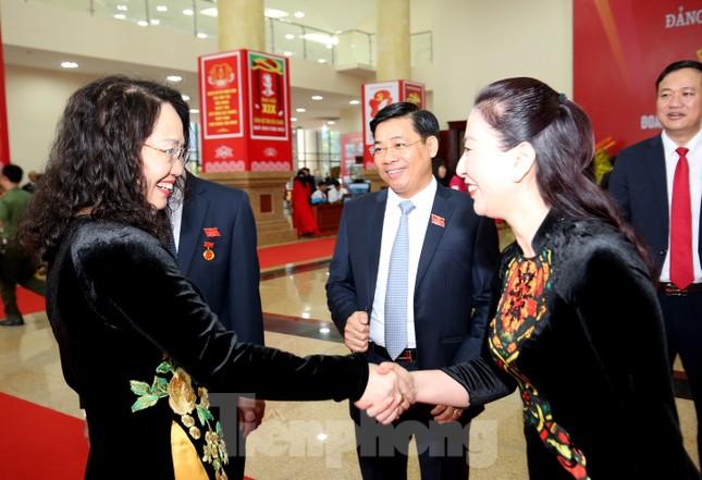 Bí thư Trung ương Đảng Nguyễn Hòa Bình chỉ đạo Đại hội Đảng bộ Bắc Giang ảnh 6
