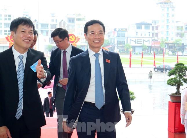 Bí thư Trung ương Đảng Nguyễn Hòa Bình chỉ đạo Đại hội Đảng bộ Bắc Giang ảnh 2