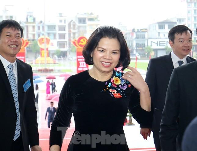 Bí thư Trung ương Đảng Nguyễn Hòa Bình chỉ đạo Đại hội Đảng bộ Bắc Giang ảnh 9