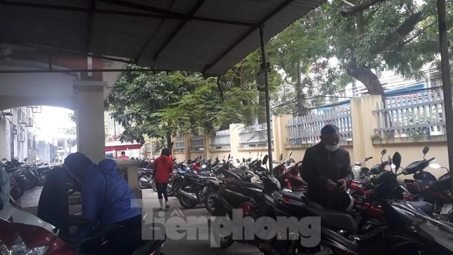 Tràn lan lạm thu tiền gửi xe tại thành phố Bắc Giang ảnh 1