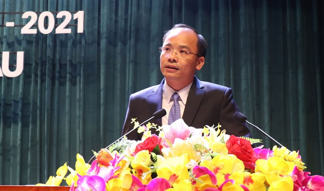 Thành phố Bắc Giang có tân Chủ tịch ảnh 1
