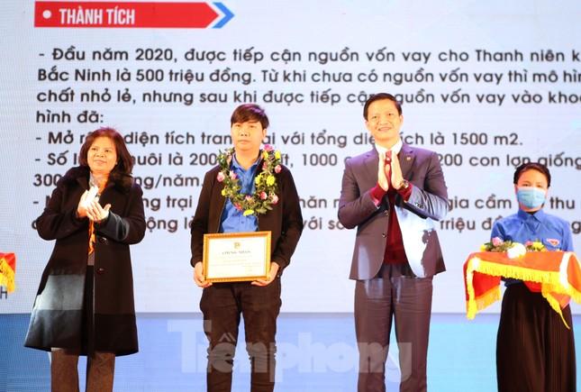 Bắc Ninh tuyên dương mô hình khởi nghiệp và Đảng viên trẻ tiêu biểu ảnh 1