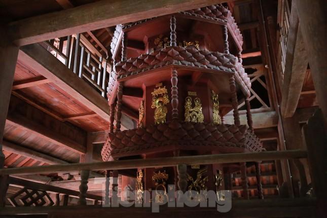 Bảo vật quốc gia Cửu phẩm liên hoa trong ngôi chùa ở Bắc Ninh ảnh 10