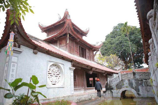 Bảo vật quốc gia Cửu phẩm liên hoa trong ngôi chùa ở Bắc Ninh ảnh 1
