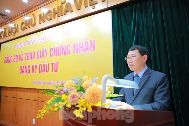 Công bố sản xuất Macbook, iPad của Apple tại Bắc Giang ảnh 2