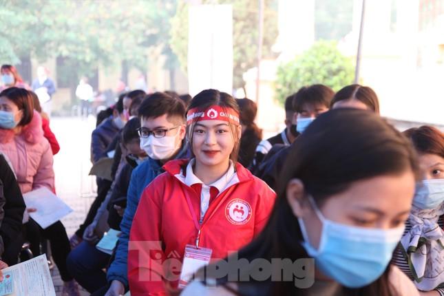 Sôi nổi ngày hội Chủ nhật Đỏ tại Bắc Giang ảnh 5