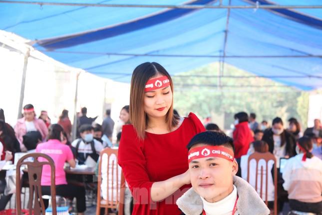 Sôi nổi ngày hội Chủ nhật Đỏ tại Bắc Giang ảnh 6