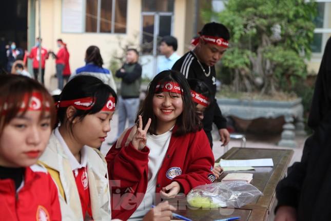 Sôi nổi ngày hội Chủ nhật Đỏ tại Bắc Giang ảnh 4