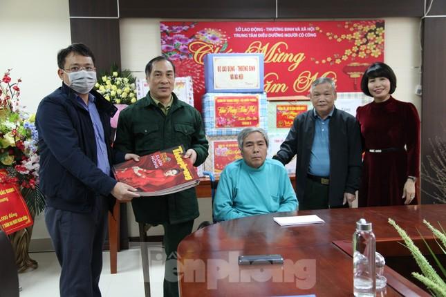 Kết nối doanh nghiệp mang Tết đến với thương binh nặng ở Bắc Giang ảnh 2