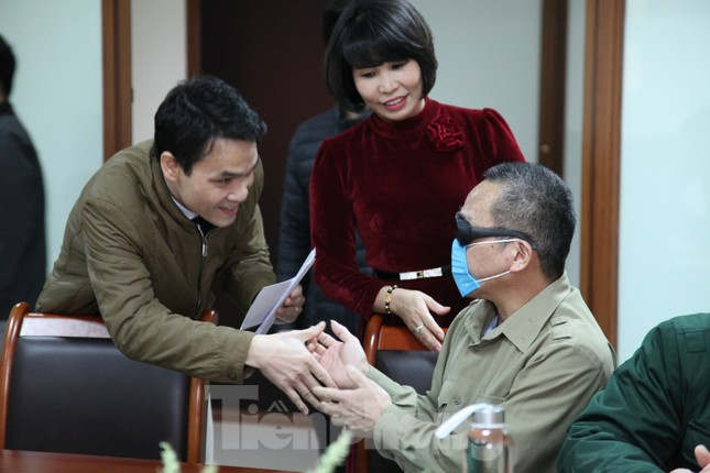 Kết nối doanh nghiệp mang Tết đến với thương binh nặng ở Bắc Giang ảnh 1