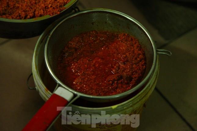 Làng nghề bánh phu thê ngon nức tiếng Bắc Ninh hối hả vào vụ Tết ảnh 7