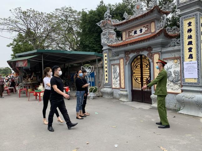 Cơ sở tôn giáo, tín ngưỡng, thờ tự ở tỉnh Bắc Ninh tiếp tục tạm dừng đón khách ảnh 1
