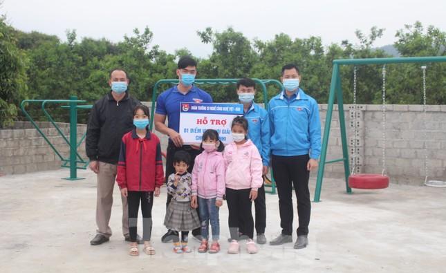 Tỉnh đoàn Bắc Giang khởi động tháng Thanh niên, khánh thành cầu 1,6 tỷ đồng ảnh 2