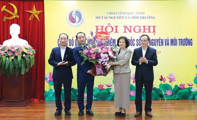 Bắc Ninh bổ nhiệm hai Giám đốc sở ảnh 1