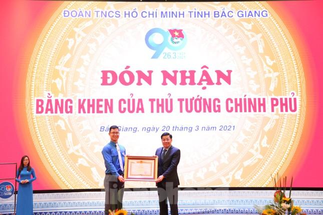 Tuổi trẻ Bắc Giang ôn lại chặng đường xung kích bảo vệ, xây dựng quê hương ảnh 1