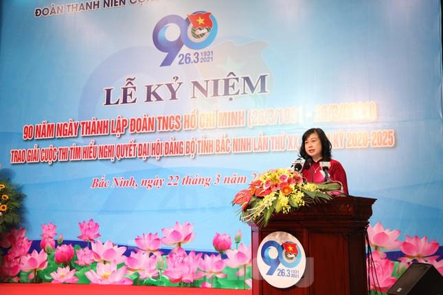 Tuổi trẻ Bắc Ninh tiếp bước truyền thống vẻ vang của Đoàn ảnh 1