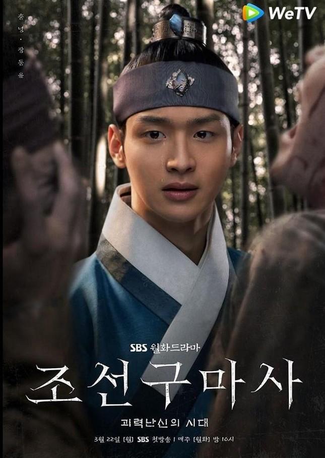 """Diễn tới gãy tay, Jang Dong Yoon vẫn gửi lời xin lỗi vì đã đóng """"Joseon Exorcist"""" ảnh 2"""