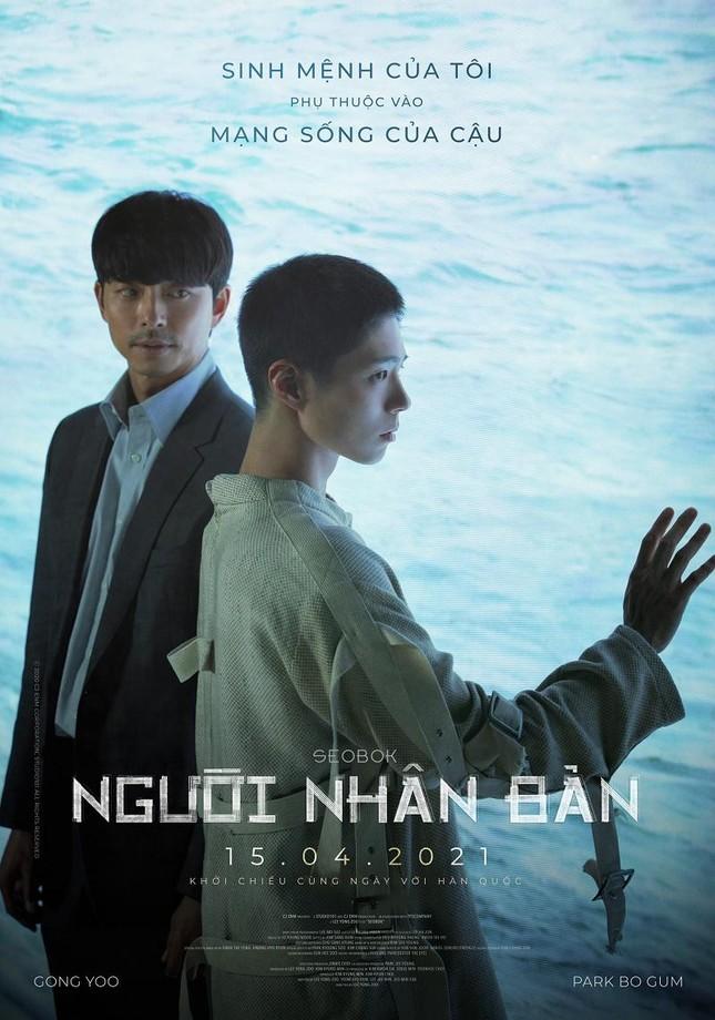 """Việt Nam khởi chiếu phim """"Seobok"""" của Gong Yoo, Park Bo Gum cùng ngày với Hàn Quốc ảnh 3"""
