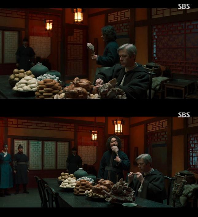 """""""Joseon Exorcist"""" bị cấm sóng, nhà sản xuất phải cắt giảm lương diễn viên dù quay gần 80% ảnh 3"""