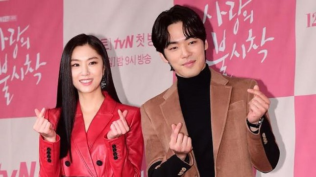 """Chưa kịp về """"cùng nhà"""" với Seo Ji Hye, Kim Jung Hyun đã bị công ty quản lý kiện ảnh 2"""